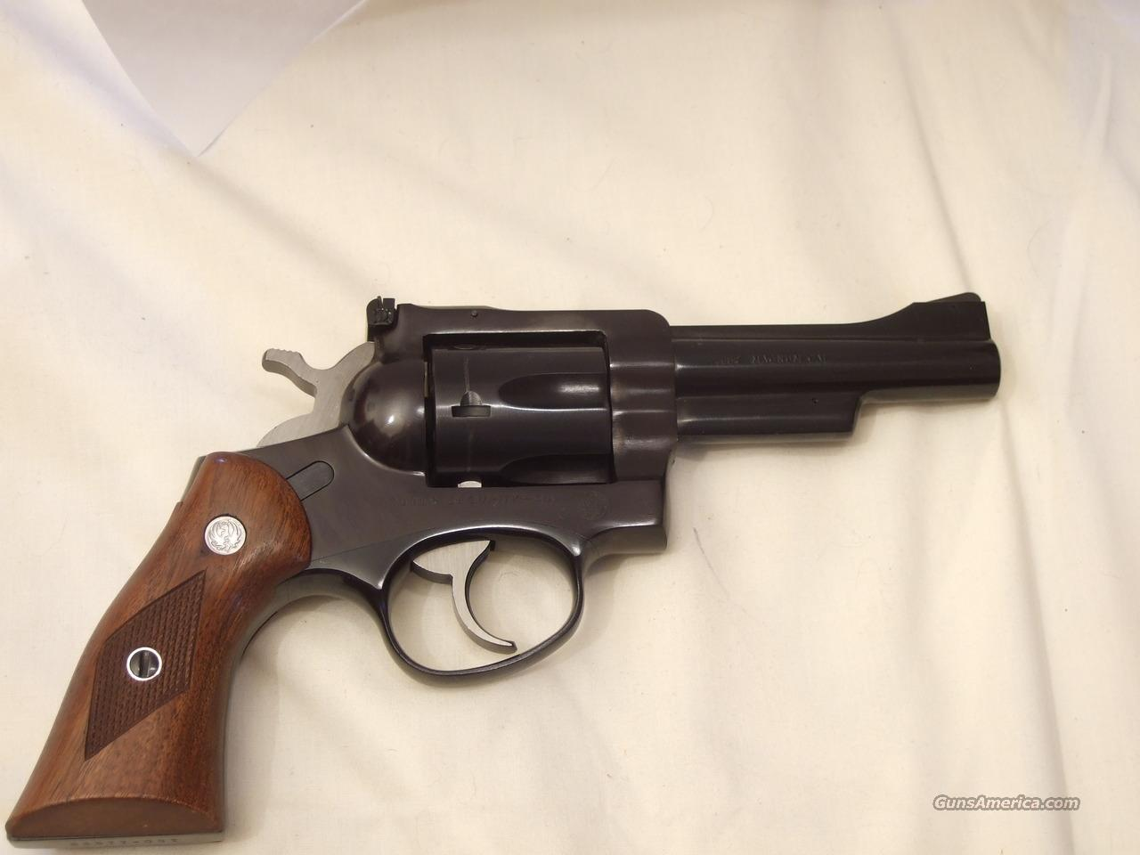 Ruger Security-Six  Guns > Pistols > Ruger Double Action Revolver > Security Six Type