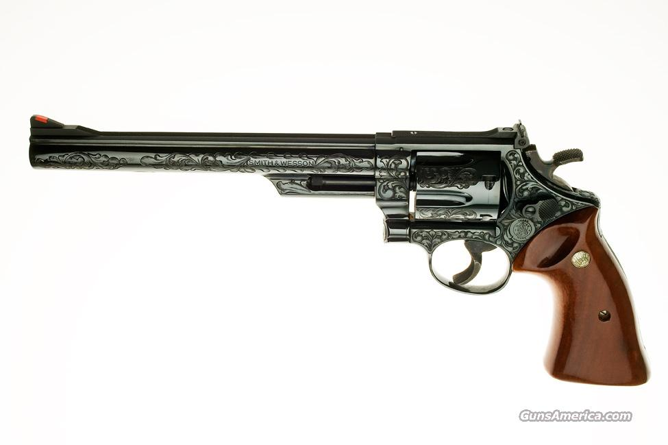 SMITH and WESSON 29-2 .44 Mag FACTORY ENGRAVED  Guns > Pistols > Smith & Wesson Revolvers > Full Frame Revolver