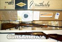 Weatherby Mark XXII .22 Semi Auto Clip Fed ANIB  Guns > Rifles > Weatherby Rifles > Sporting
