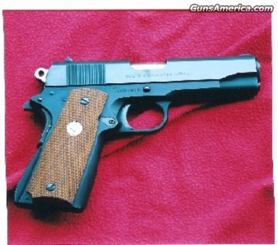 Colt Light Weight Commander  Guns > Pistols > Colt Automatic Pistols (1911 & Var)