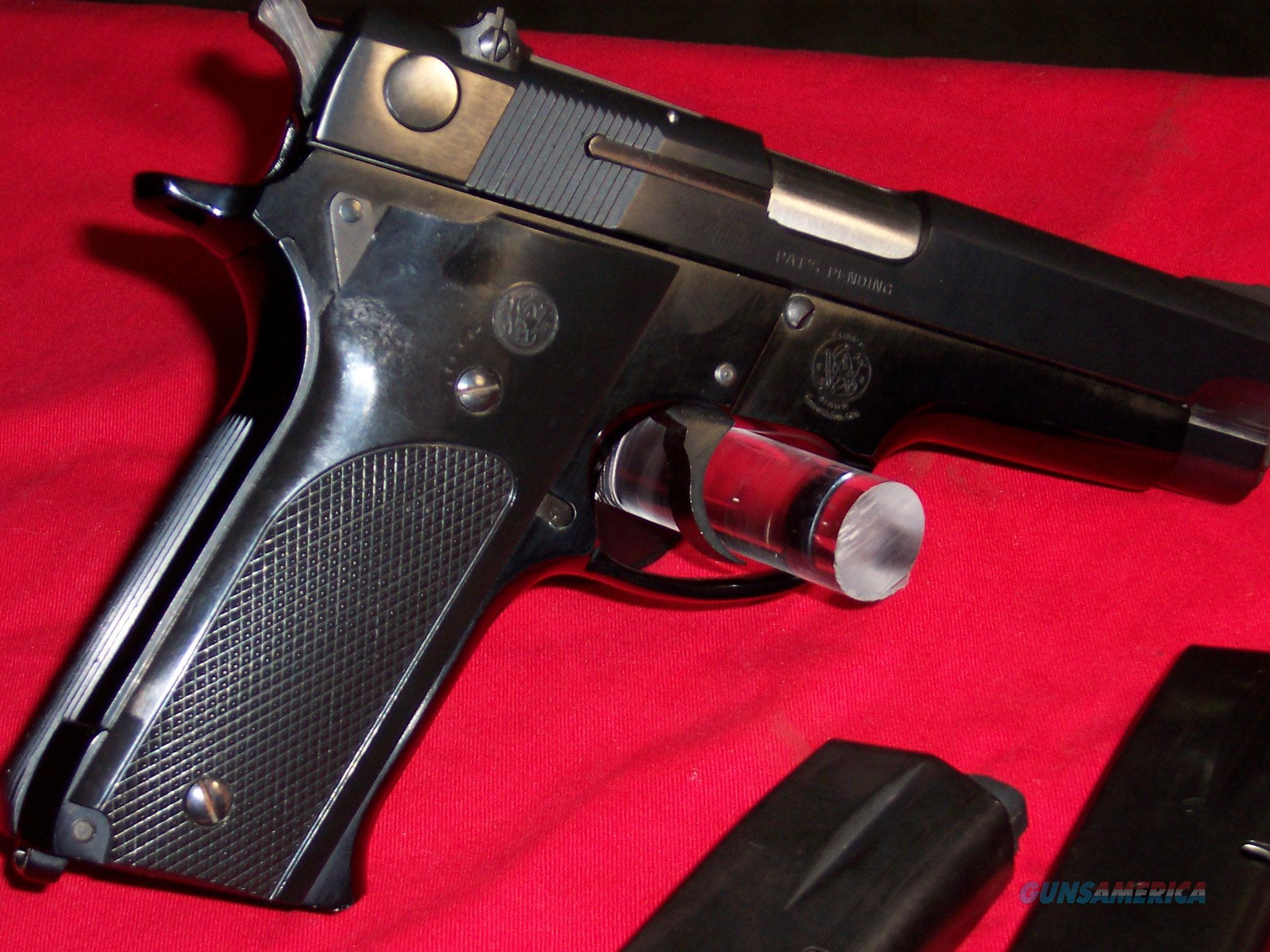 Smith & Wesson Model 59 VERY Clean Used  Guns > Pistols > Smith & Wesson Pistols - Autos > Alloy Frame