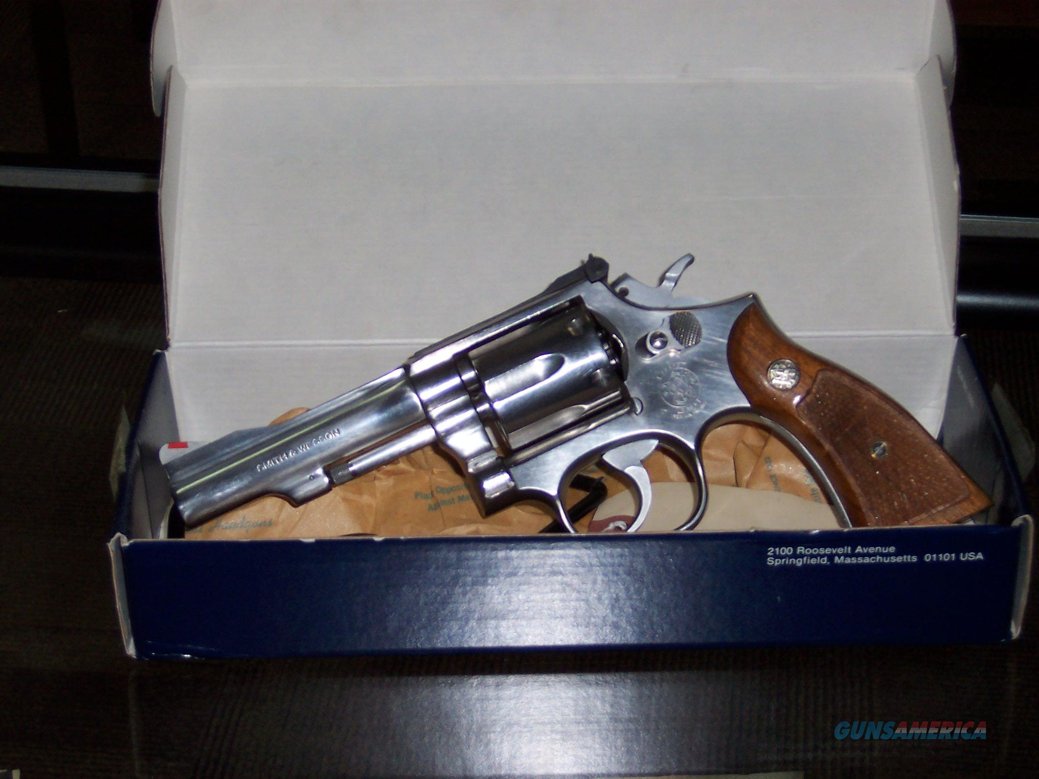 Smith & Wesson Model 67-1 Used in Great condition  Guns > Pistols > Smith & Wesson Revolvers > Full Frame Revolver