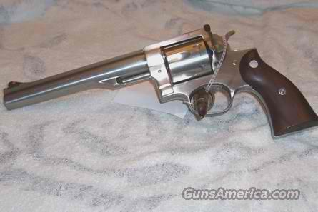 Ruger Redhawk Stainless 44 Mag  Guns > Pistols > Ruger Double Action Revolver > Redhawk Type