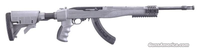 RUGER 10/22 TACTICAL .22LR 25-SHOT BLUE 6-POS STOCK (TALO  Guns > Rifles > Ruger Rifles > 10-22