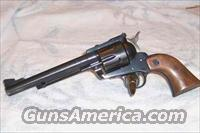 Good Used Ruger New Model Blackhawk 357  Guns > Pistols > Ruger Single Action Revolvers > Blackhawk Type