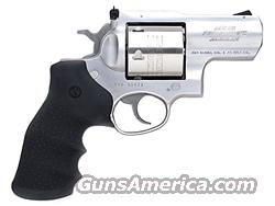 "RUGER SUPER REDHAWK ALASKAN .454 CASULL 2.5"" AS S/S NEW  Guns > Pistols > Ruger Double Action Revolver > Redhawk Type"