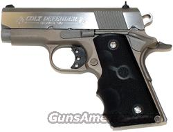 "COLT DEFENDER COMPACT. 9MM FS 3"" ALLOY/SS NEW  Guns > Pistols > Colt Automatic Pistols (1911 & Var)"