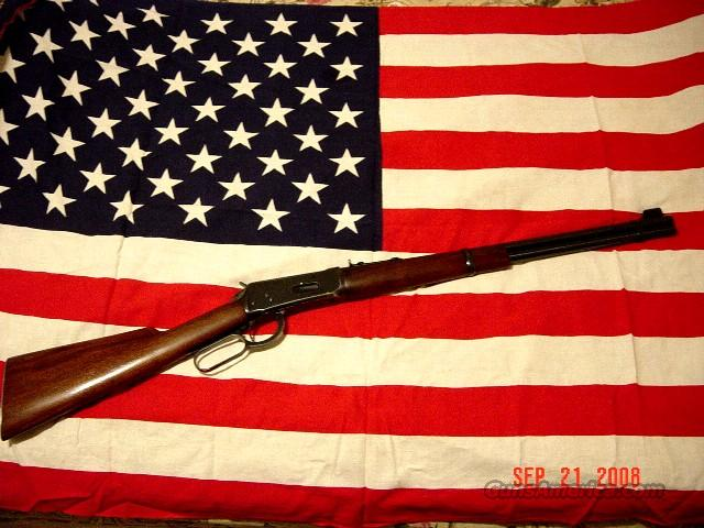 1942 Winchester Model 94 .30-30 1942 Carbine  Guns > Rifles > Winchester Rifles - Modern Lever > Model 94 > Pre-64