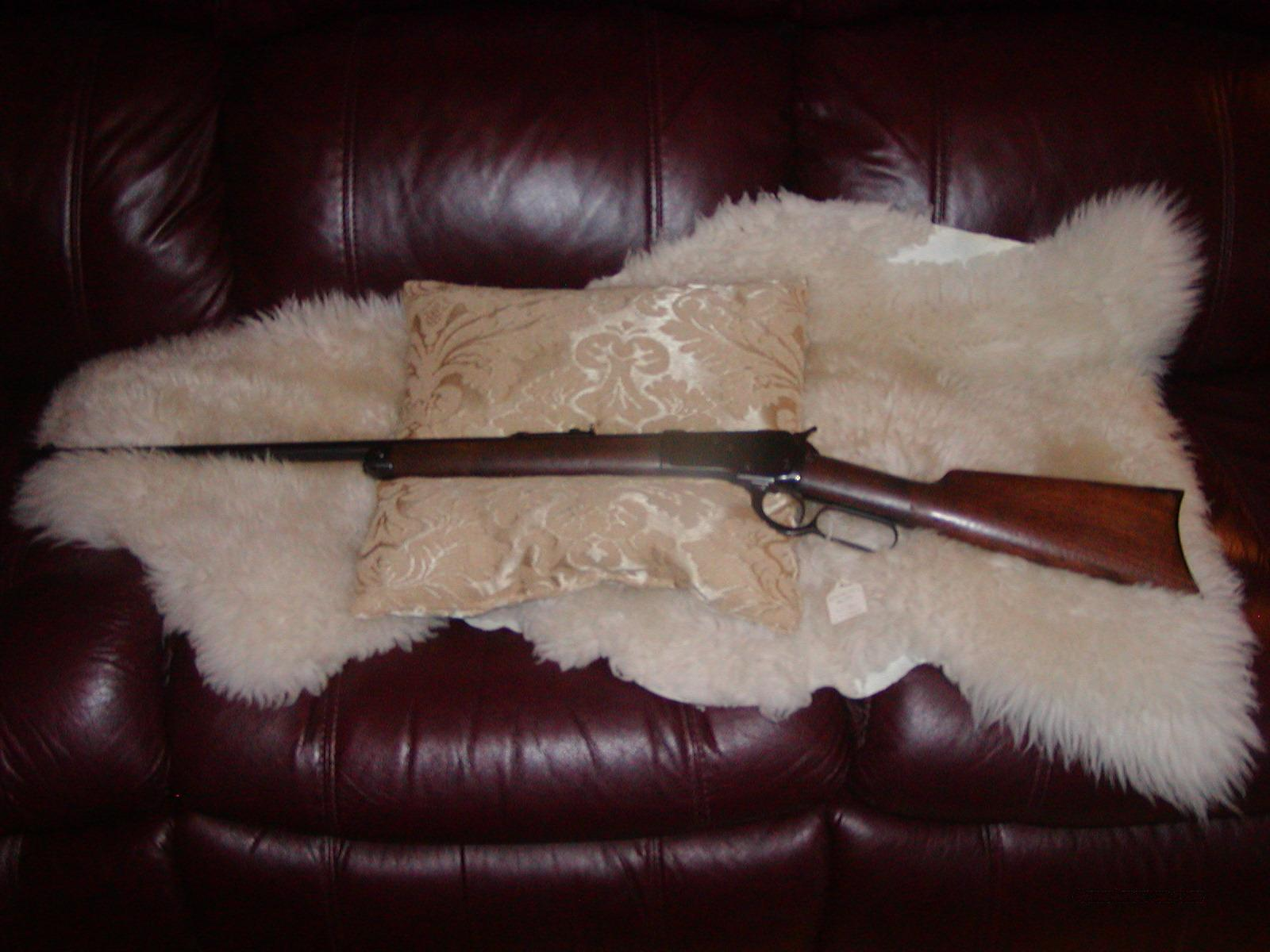 Pre-WWII Winchester Model 1892 32-20  Guns > Rifles > Winchester Rifles - Modern Lever > Other Lever > Pre-64