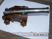 Jukar Spain .45 cal. black powder cannon  Guns > Rifles > Cannons > Modern Replica