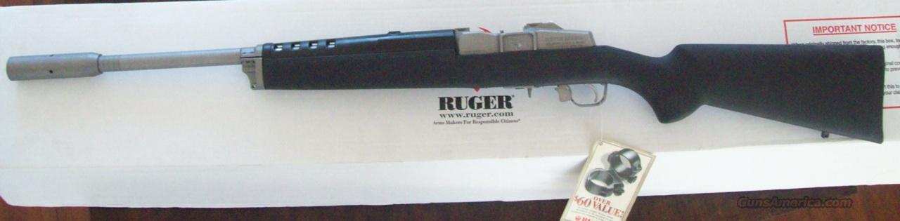 Brand New Ruger Mini 14 Target Rifle  Guns > Rifles > Ruger Rifles > Mini-14 Type