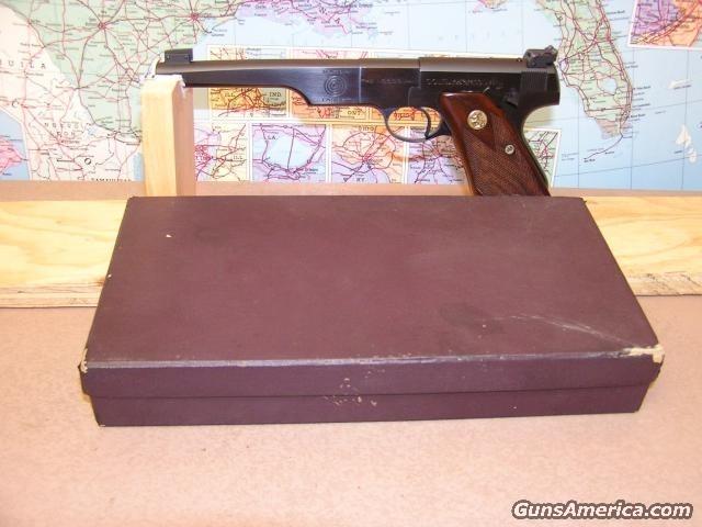 Bullseye Match Target  Guns > Pistols > Colt Automatic Pistols (22 Cal.)