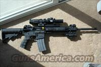 Smith and Wesson MP15T  Guns > Rifles > Smith & Wesson Rifles