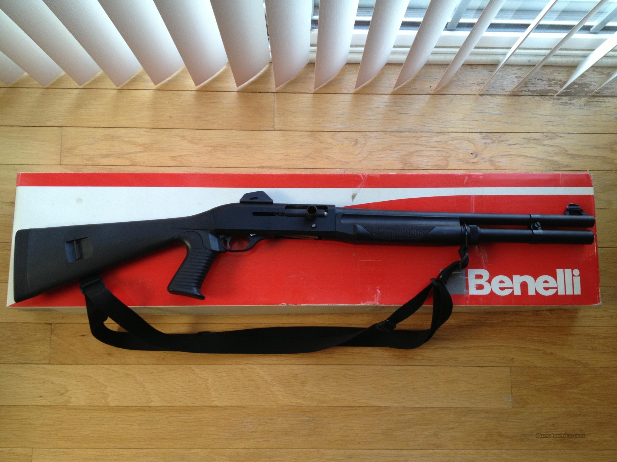 HK Benelli Super 90 12ga  Guns > Shotguns > Benelli Shotguns > Tactical
