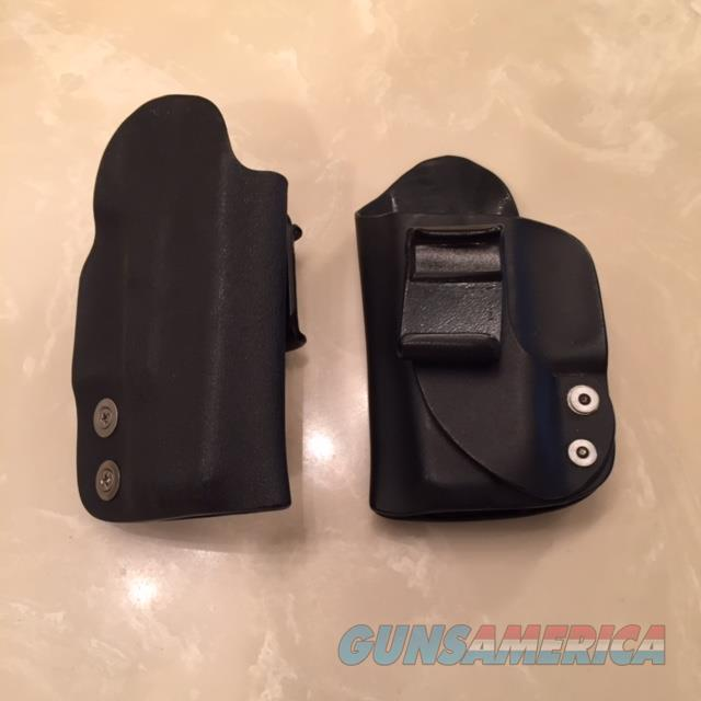 Glock 26 kydex IWB holsters Left hand draw  Non-Guns > Holsters and Gunleather > Concealed Carry