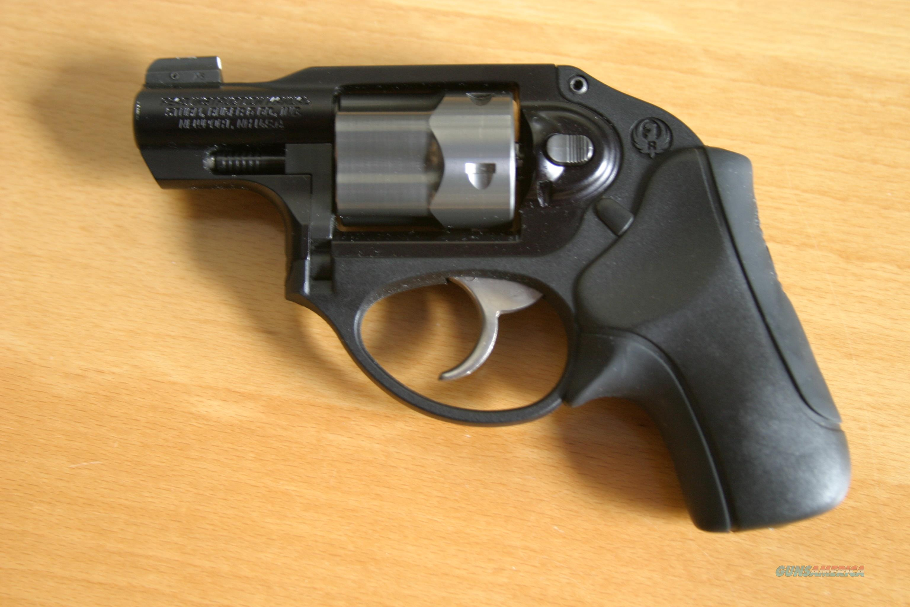 Ruger LCR, 38 Special+P, Night Sight, 13oz  Guns > Pistols > Ruger Double Action Revolver > LCR
