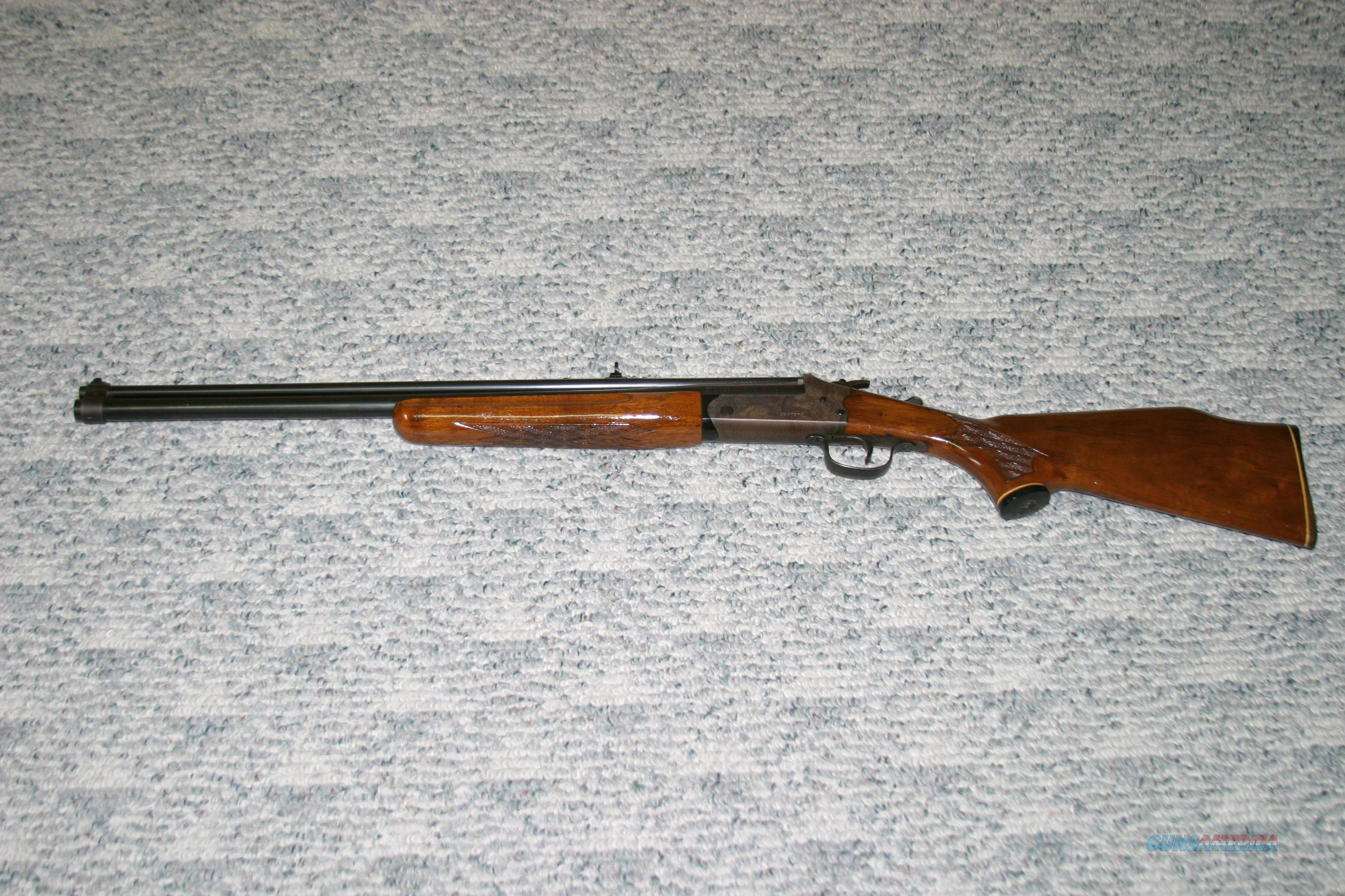 Savage 24 Series P, O/U 22lr over 20ga, 1963  Guns > Shotguns > Savage Shotguns