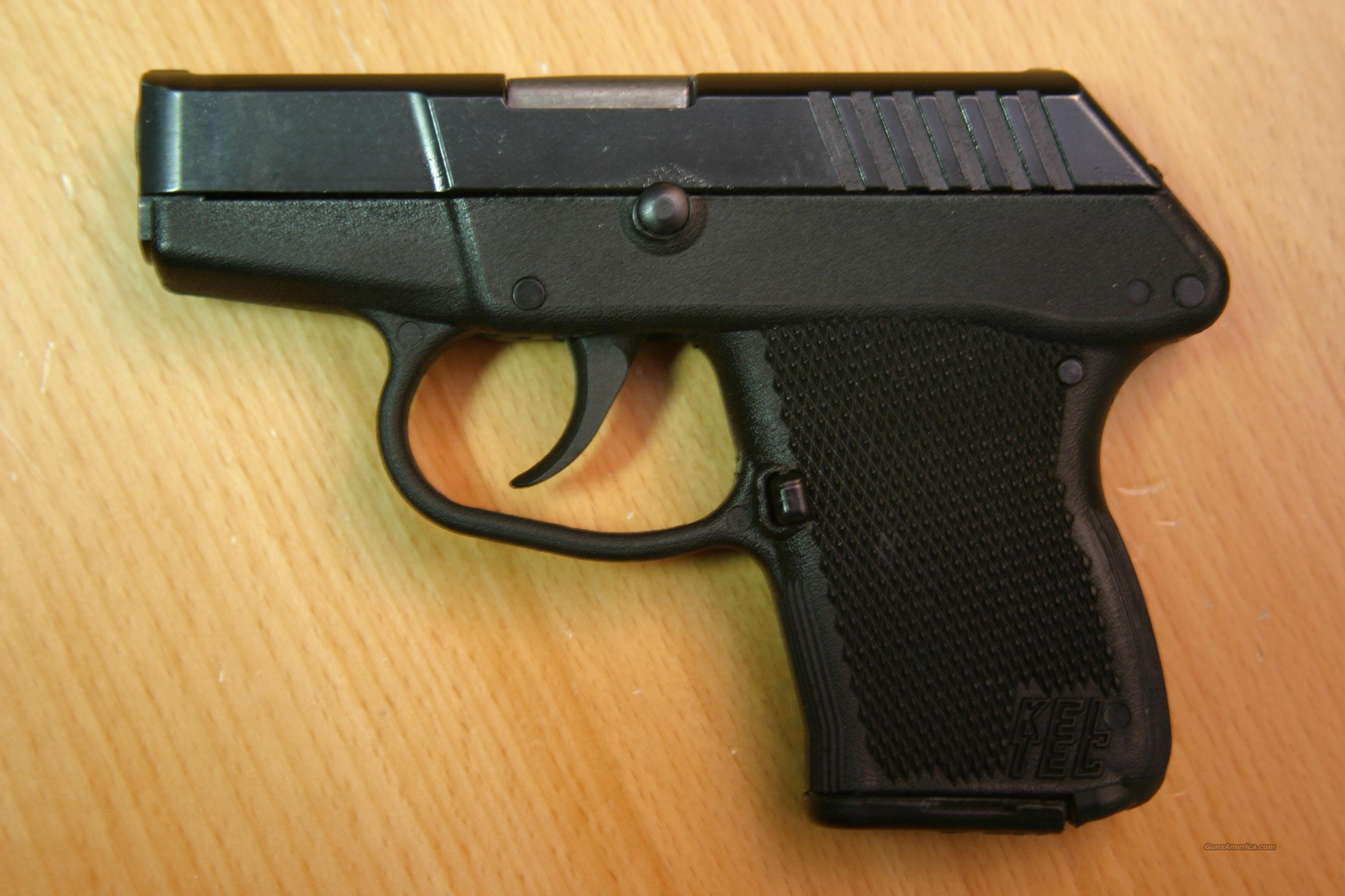 Kel Tec P3AT 380acp, Black, Nice gun!  Guns > Pistols > Kel-Tec Pistols > Pocket Pistol Type