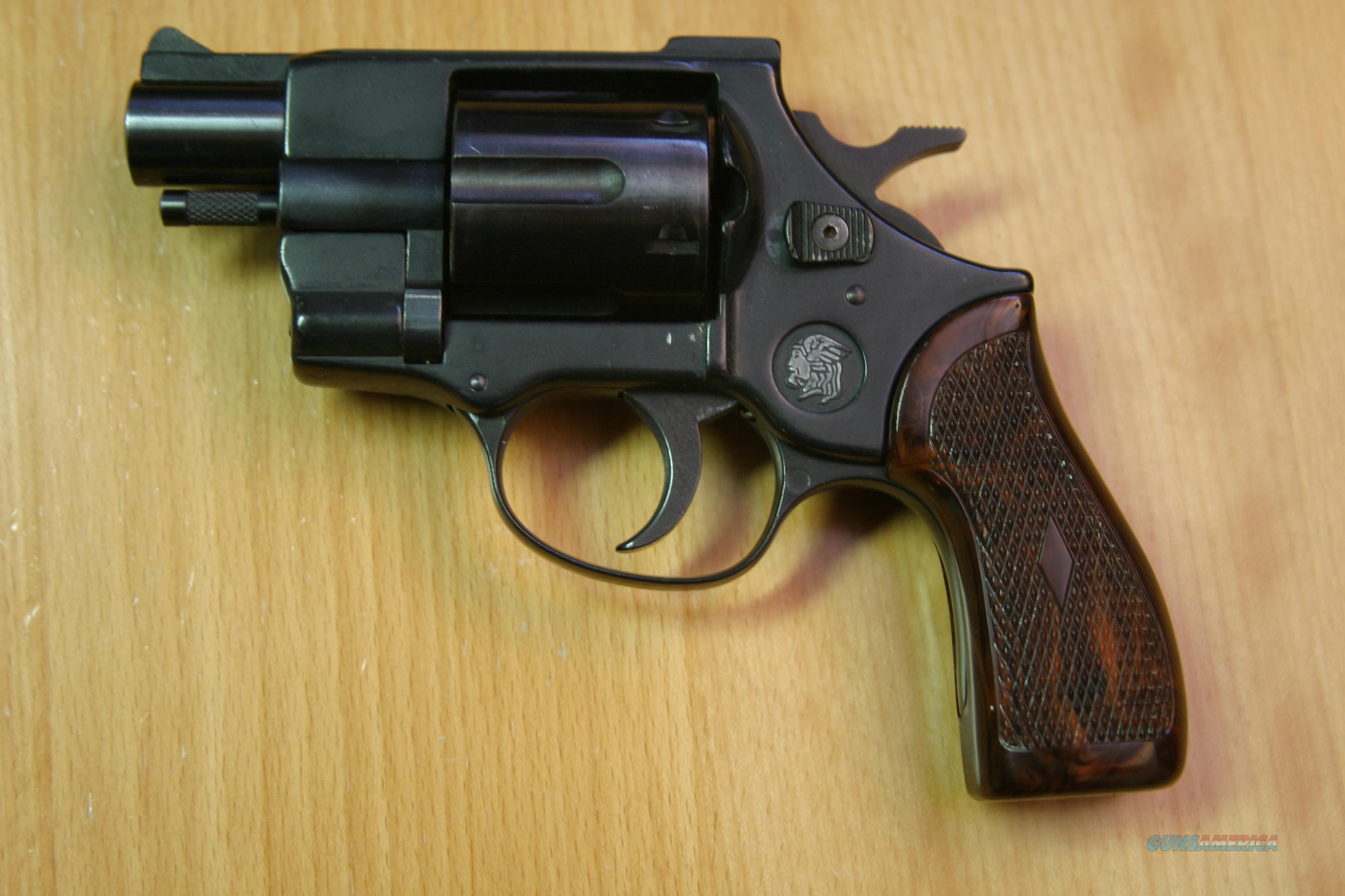 "FIE Titan Tiger 38 SPL, 2"" Barrel, Nice!  Guns > Pistols > FIE Pistols"