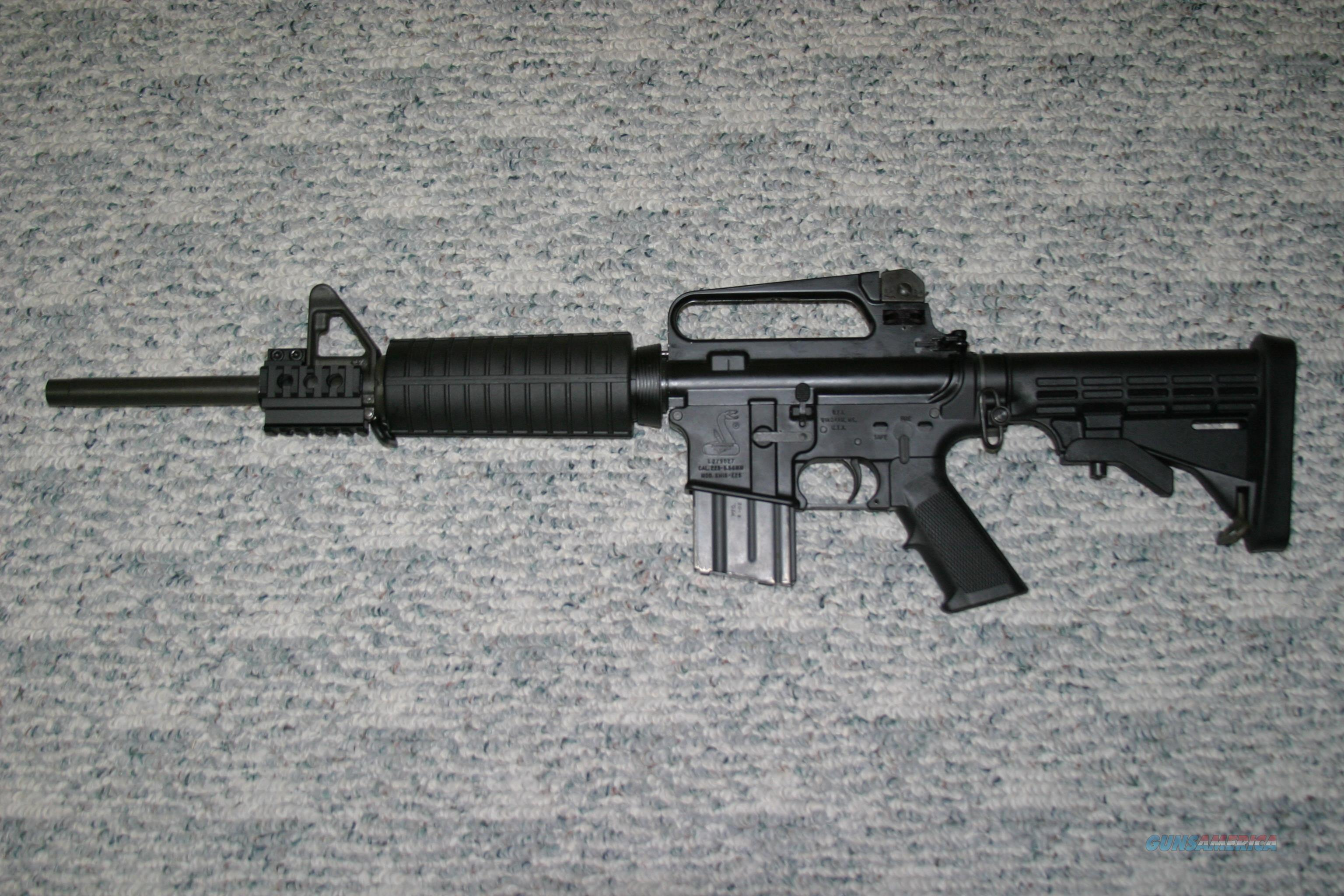 Bushmaster XM15-E2S .223/5.56, Front 3 Rail Mou... For Sale