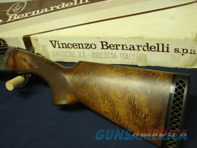 Vincenzo Bernardelli Model 190  Guns > Shotguns > V Misc Shotguns