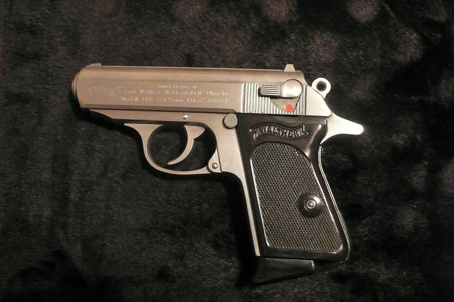 Walther ppk 380 acp  Guns > Pistols > Walther Pistols > Post WWII > PP Series