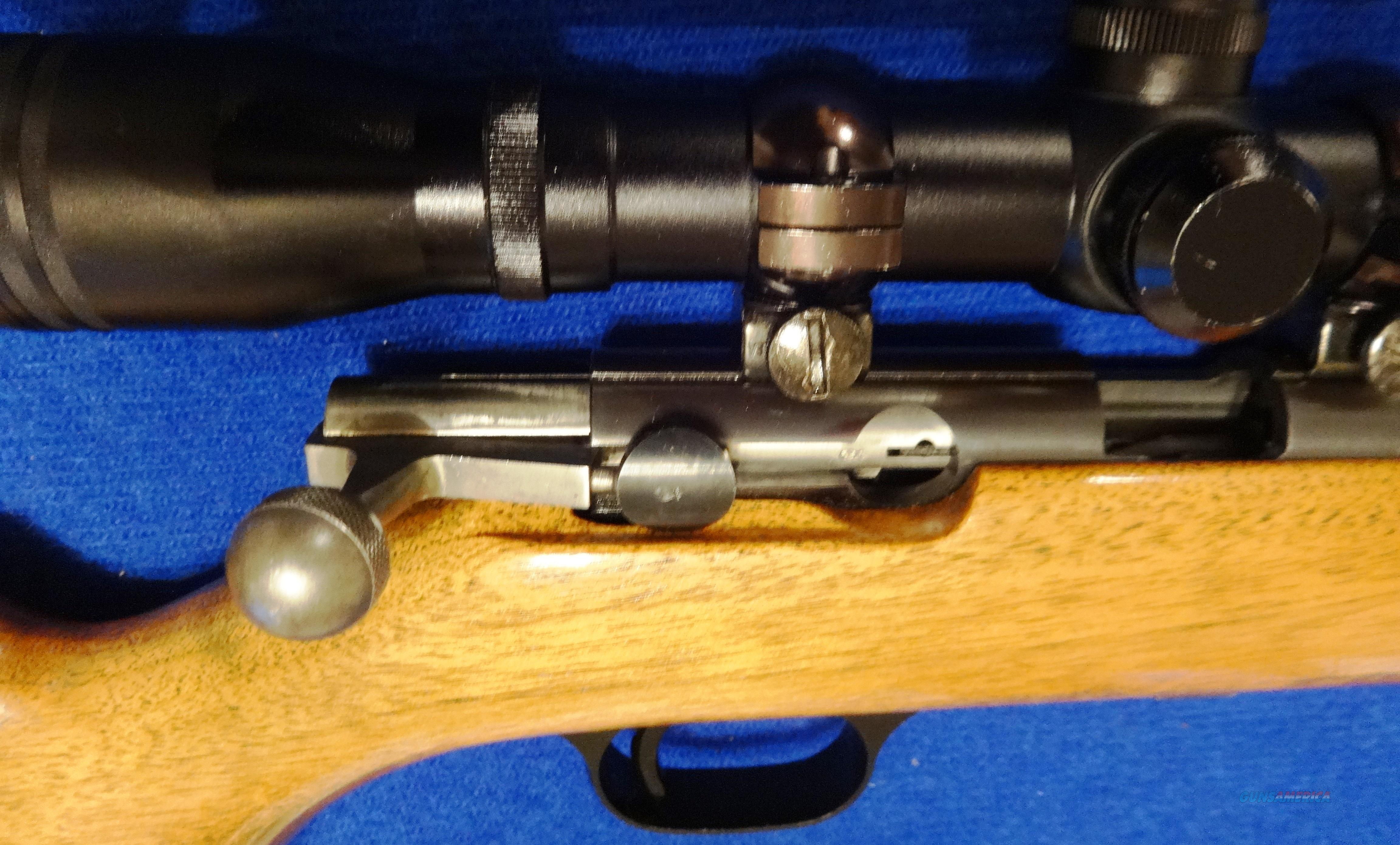 Browning T-Bolt 22 Long Rifle, Made in Belgium  Guns > Rifles > Browning Rifles > Bolt Action > Hunting > Blue