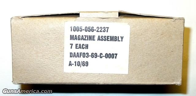 Box of 7 Colt 20rd Mags 1969  Non-Guns > Magazines & Clips