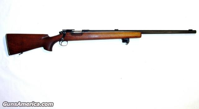 Remington 40X U.S. Rifle .22LR  Guns > Rifles > Remington Rifles - Modern
