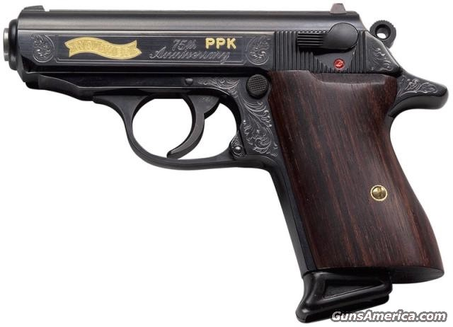 Walther PPK 75th Anniversary  Guns > Pistols > Walther Pistols