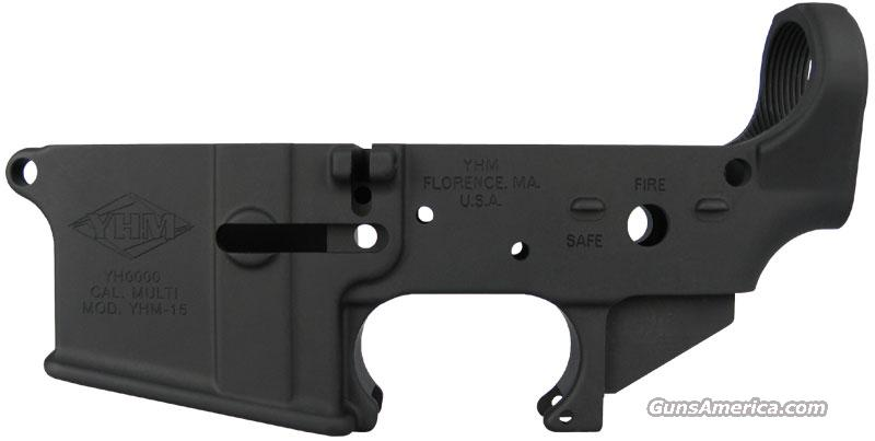 Yankee Hill Machine YHM AR-15 Stripped Receiver  Guns > Rifles > AR-15 Rifles - Small Manufacturers > Lower Only