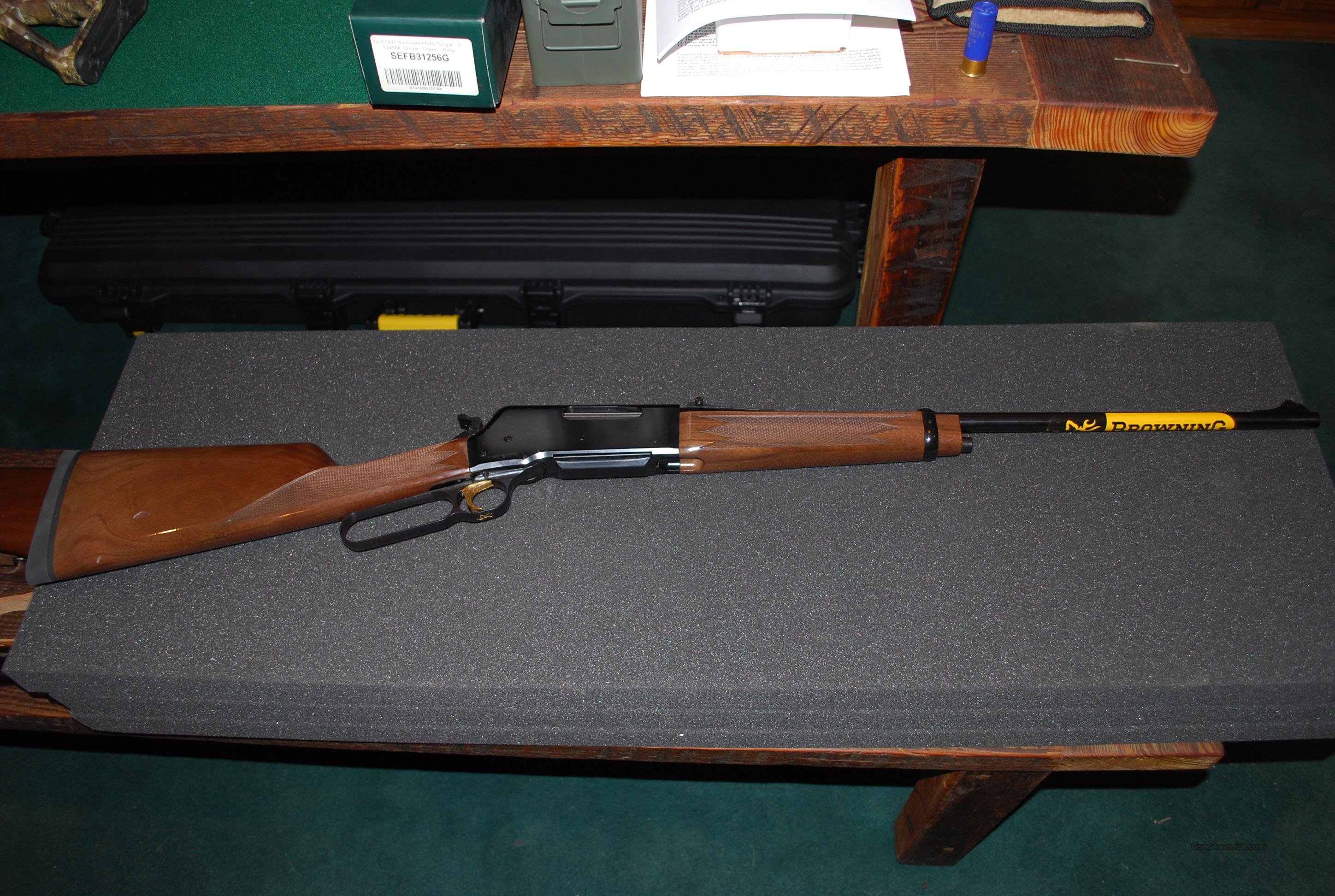 Browning BLR in .257 Roberts NIB  Guns > Rifles > Browning Rifles > Lever Action