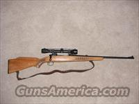 Stevens (Savage Arms) model 110E series K .30-06 rifle  Guns > Rifles > Stevens Rifles