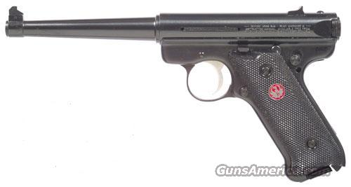 Ruger Mk Iii 6 Inch For Sale