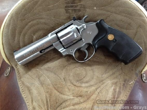 Colt King Cobra 357 magnum 4 inch barrel  Stainless   Guns > Pistols > Colt Double Action Revolvers- Modern