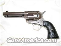 colt frontier six shooter  Guns > Pistols > Colt Single Action Revolvers - 1st Gen.