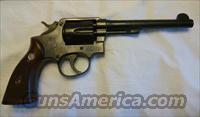 SMITH & WESSON M&P PRE MODEL 10 .38 SPECIAL - FREE SHIPPING!!  Guns > Pistols > Smith & Wesson Revolvers > Model 10