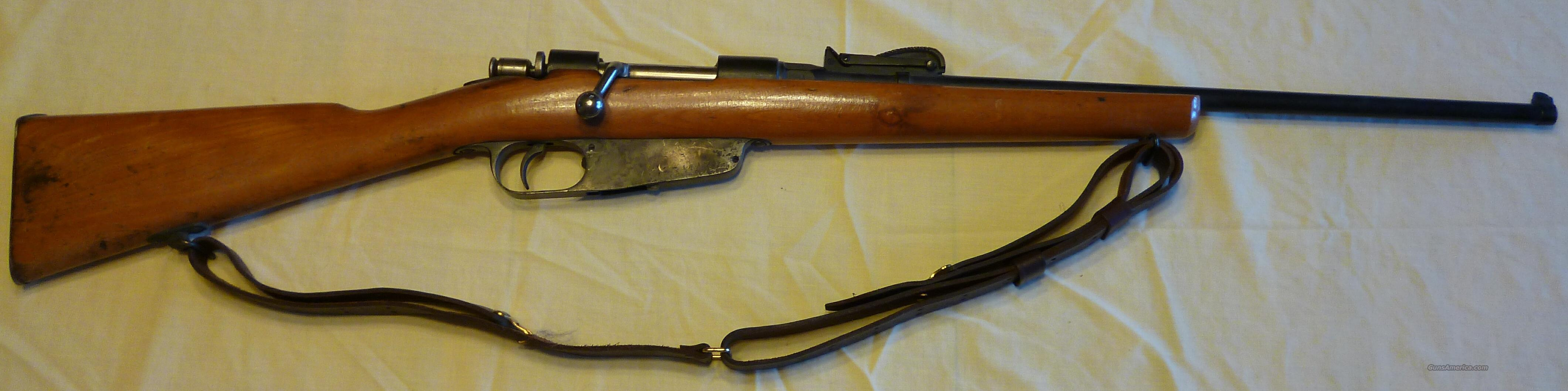 CARCANO 1930 6.5mm ITALIAN - FREE SHIPPING  Guns > Rifles > Military Misc. Rifles Non-US > Other