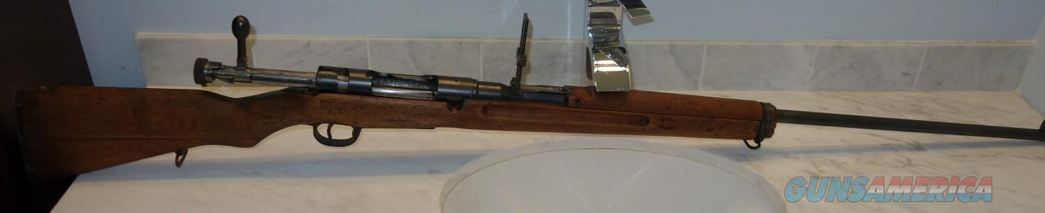 ARISAKA TYPE 38 WITH MUM - FREE INSURED SHIPPING!!  Guns > Rifles > Military Misc. Rifles Non-US > Other