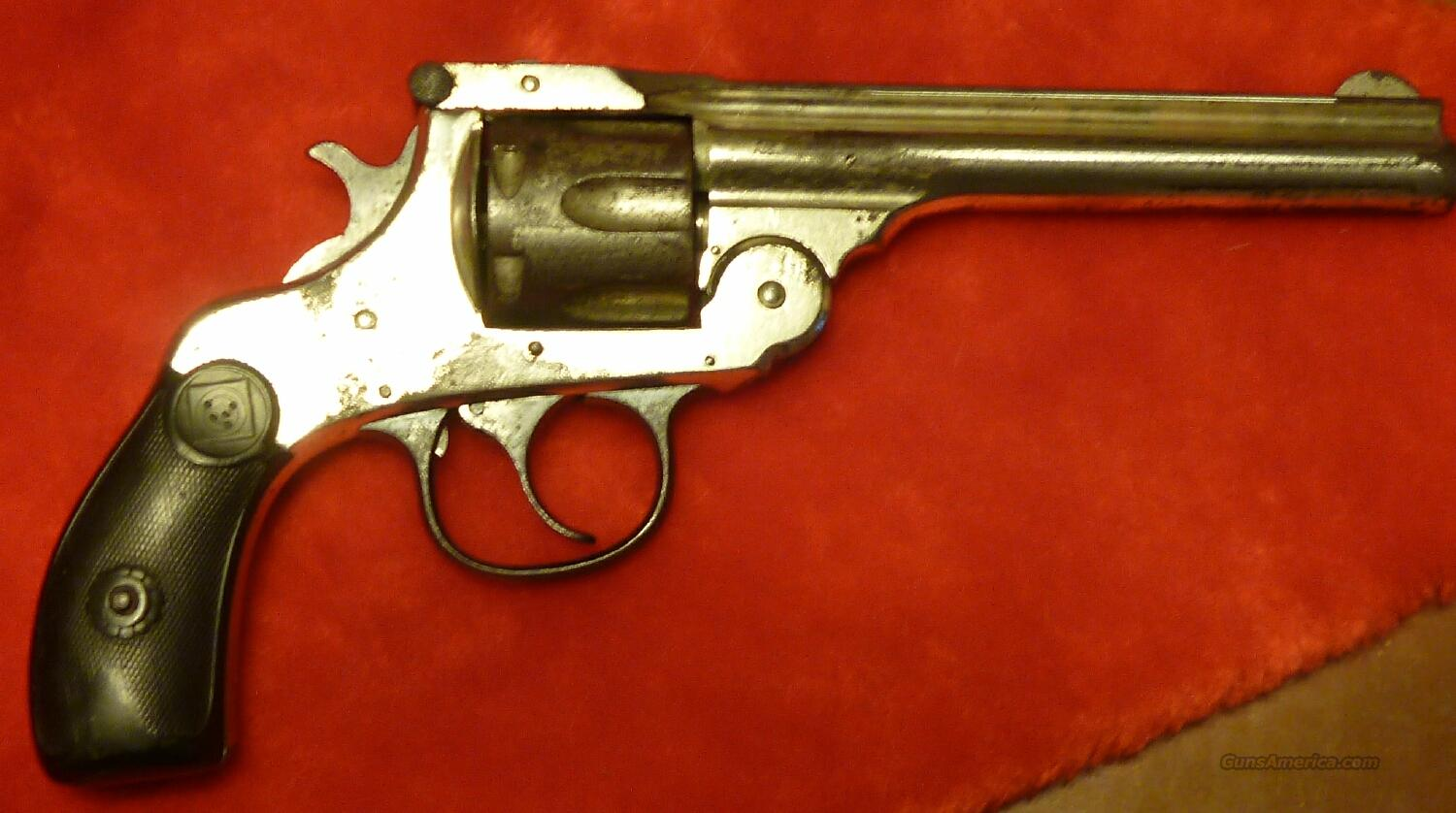 H&R MODEL 2 TOP-BREAK 32S&W - FREE SHIPPING!  Guns > Pistols > Harrington & Richardson Pistols