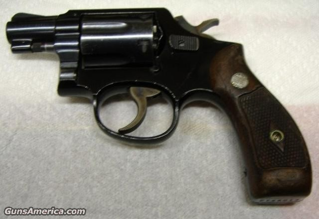 MODEL 12 AIRWGHT REDUCED AGAIN  Guns > Pistols > Smith & Wesson Revolvers