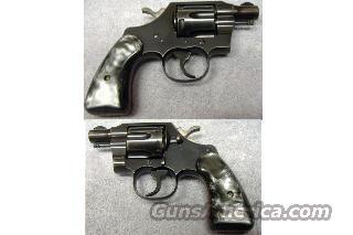 COLT MARSHALL  Guns > Pistols > Colt Double Action Revolvers- Modern