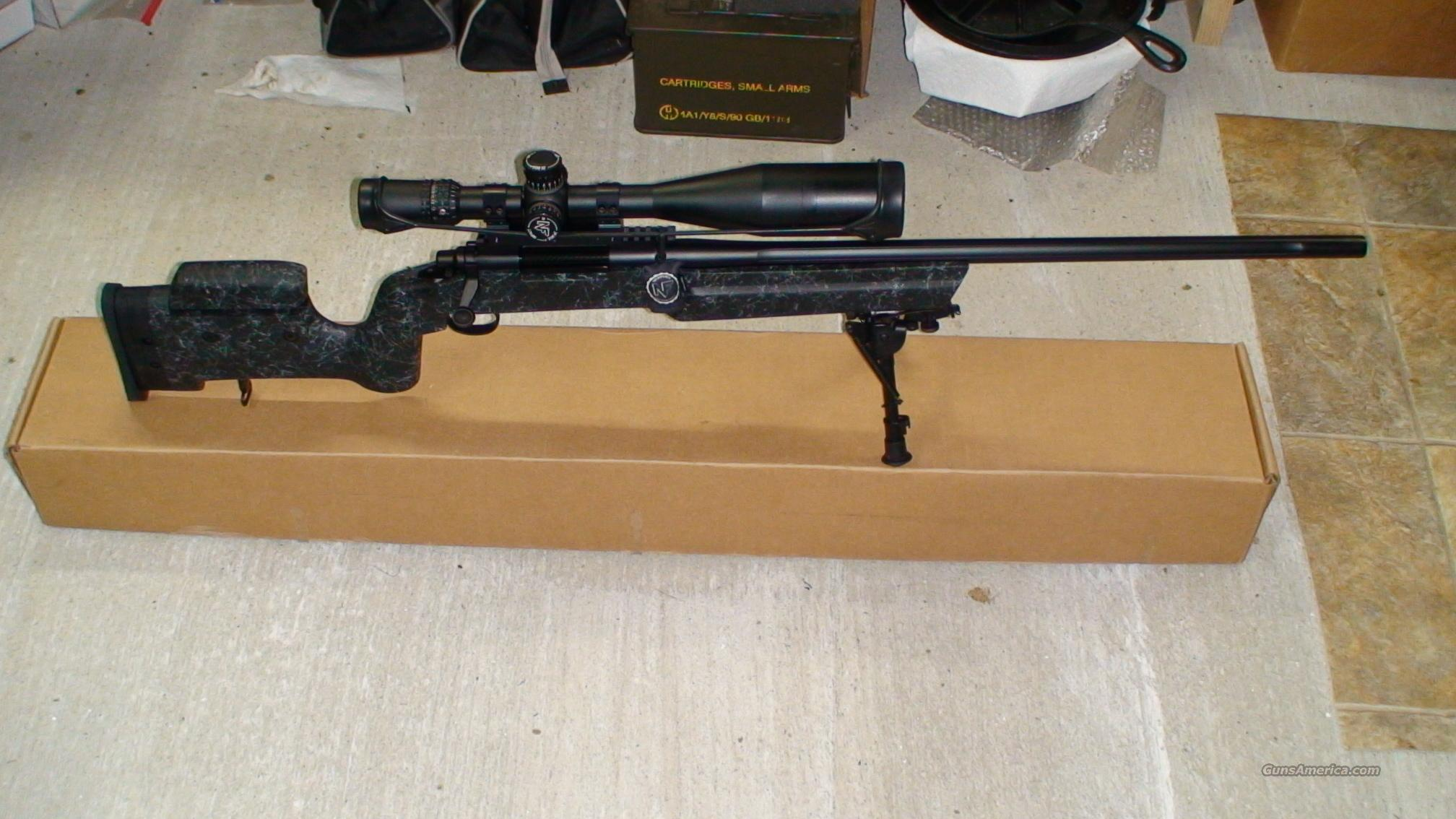 Remington Model 700 Tactical Rifle Nightforce Scope .300 WIN Mag LNIB  Guns > Rifles > Tactical/Sniper Rifles