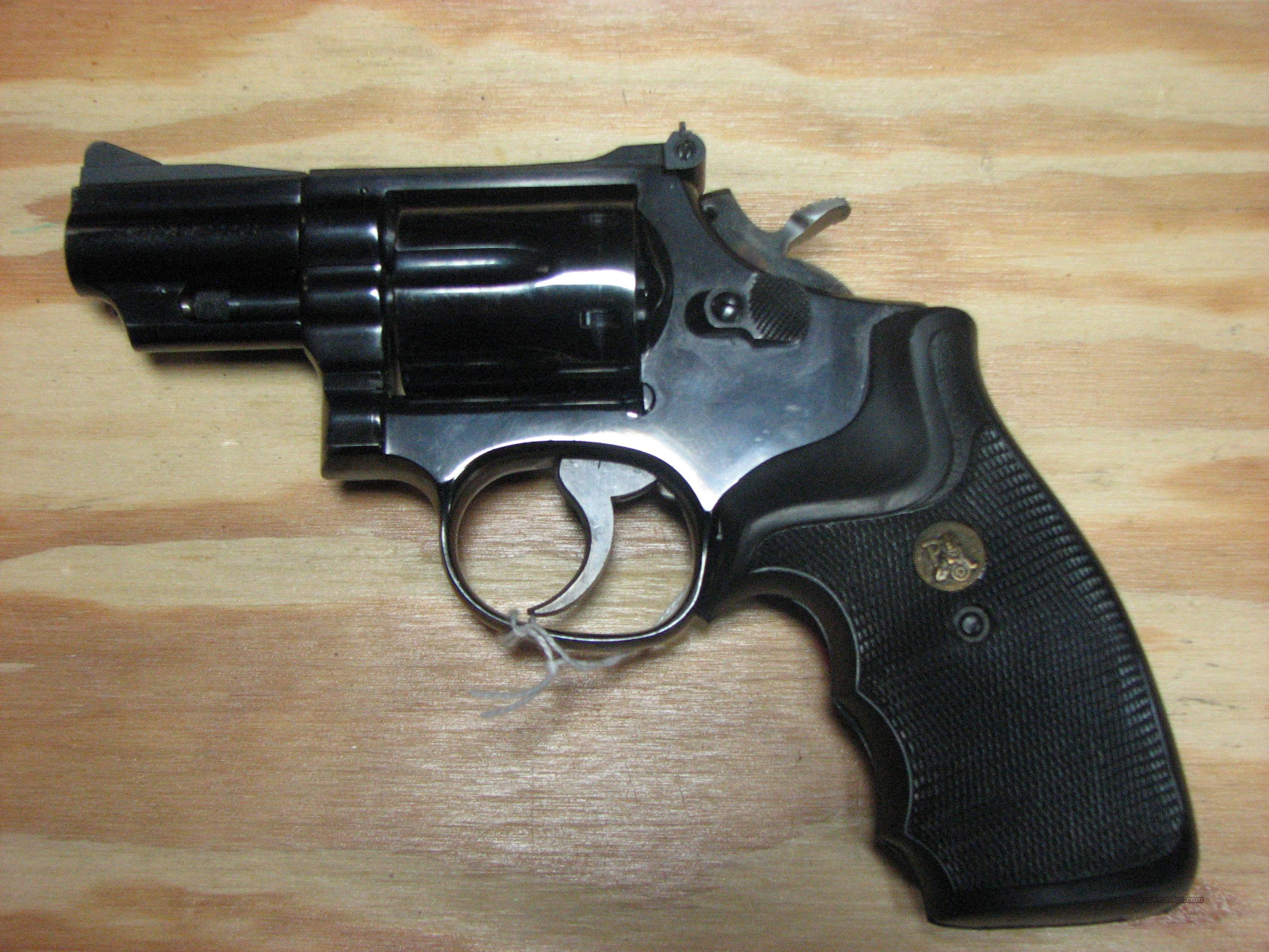 Smith Amp Wesson Model 19 3 Combat Magnum For Sale