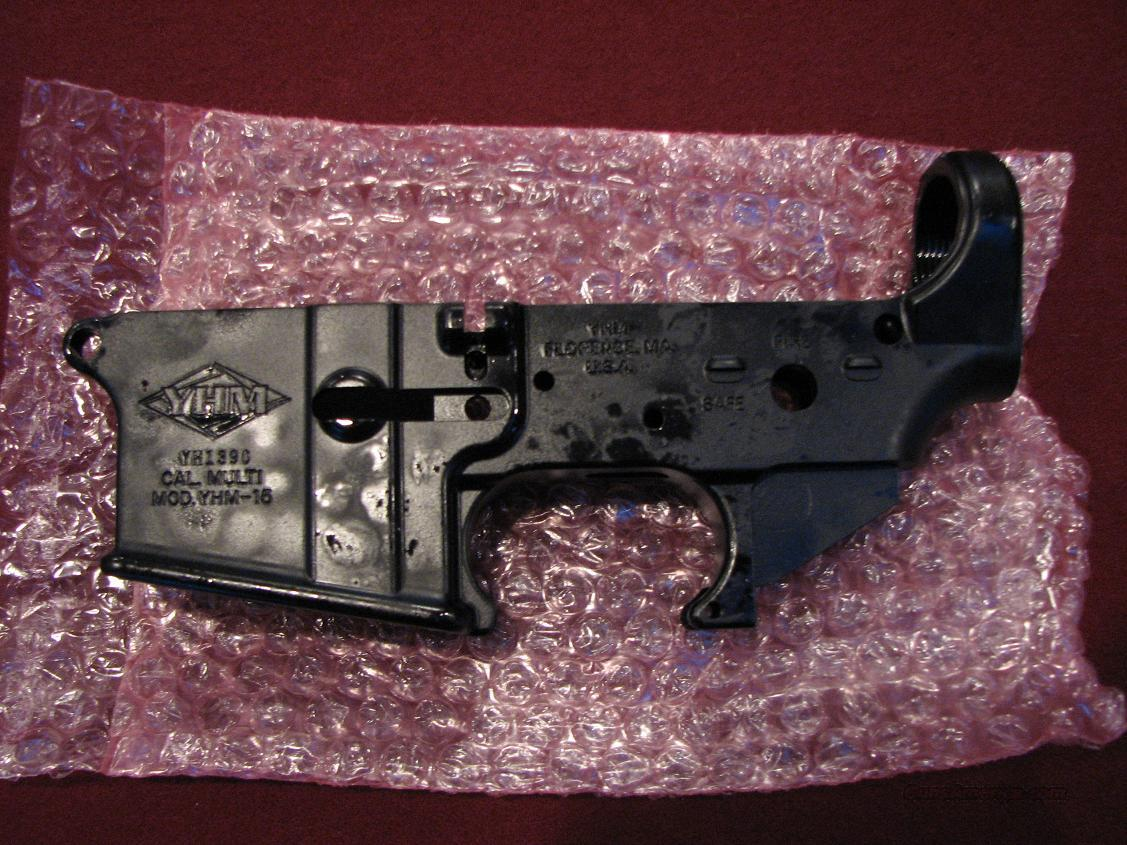 YHM stripped lower receiver  Guns > Rifles > AR-15 Rifles - Small Manufacturers > Lower Only