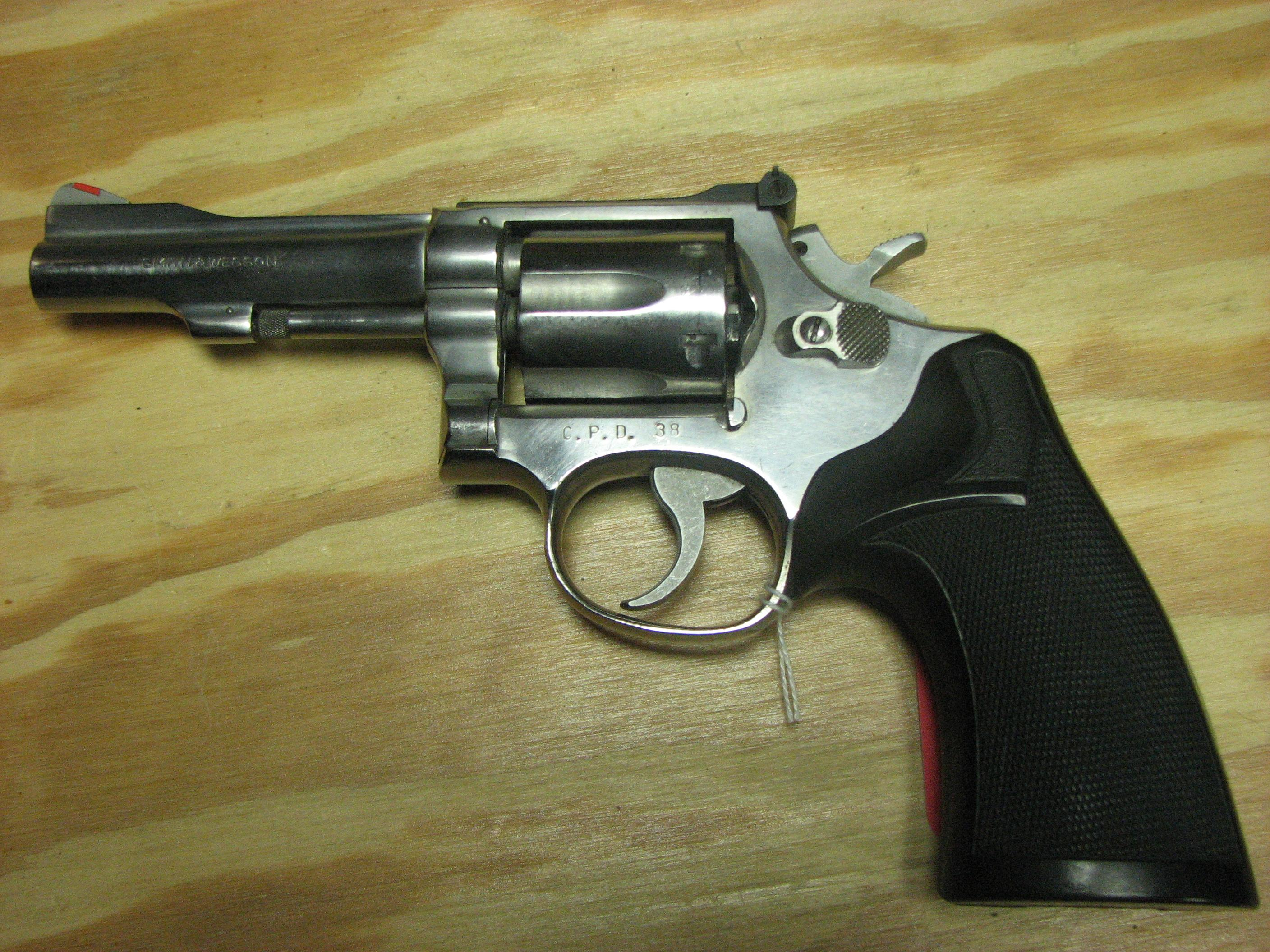 Smith Amp Wesson Model 67 1 Combat Masterpiece For Sale