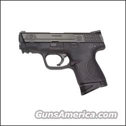 Smith & Wesson M&P 9mm Compact  Guns > Pistols > Smith & Wesson Pistols - Autos > Polymer Frame