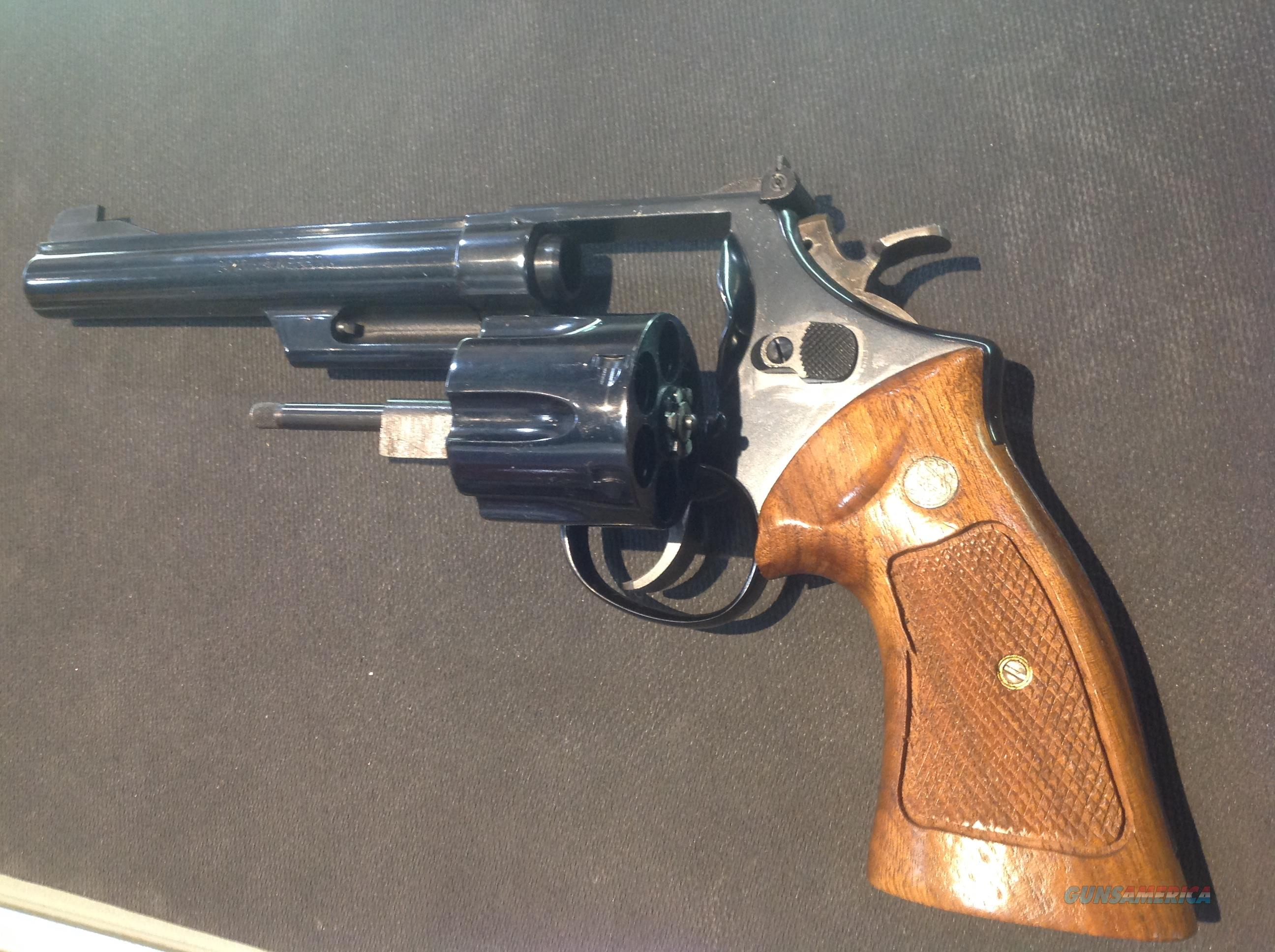Smith Wesson 25-2 45 ACP 1955 Target  Guns > Pistols > Smith & Wesson Revolvers > Full Frame Revolver