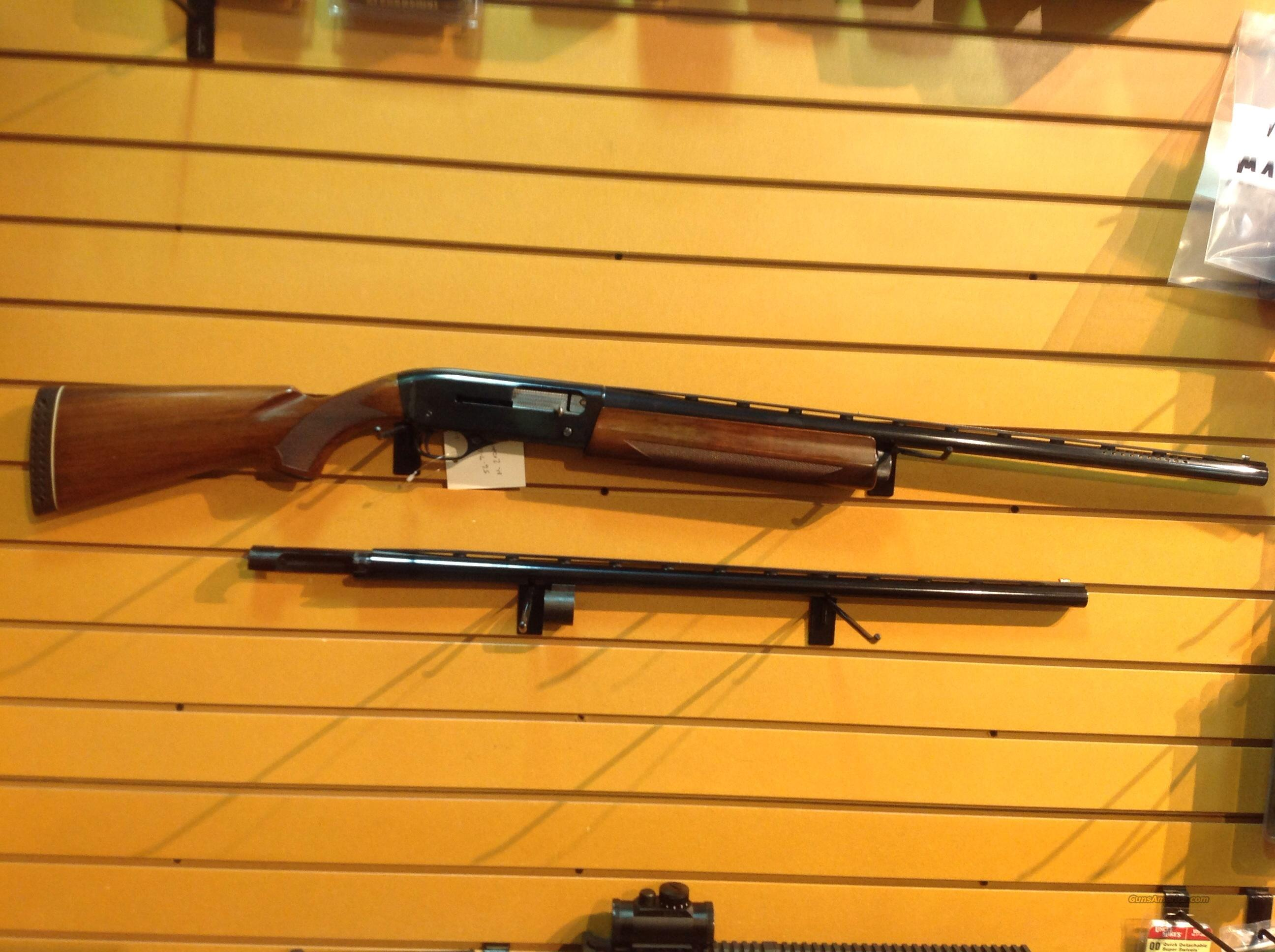 PRICE REDUCED Winchester super x 1 two barrels  Guns > Shotguns > Winchester Shotguns - Modern > Autoloaders > Trap/Skeet
