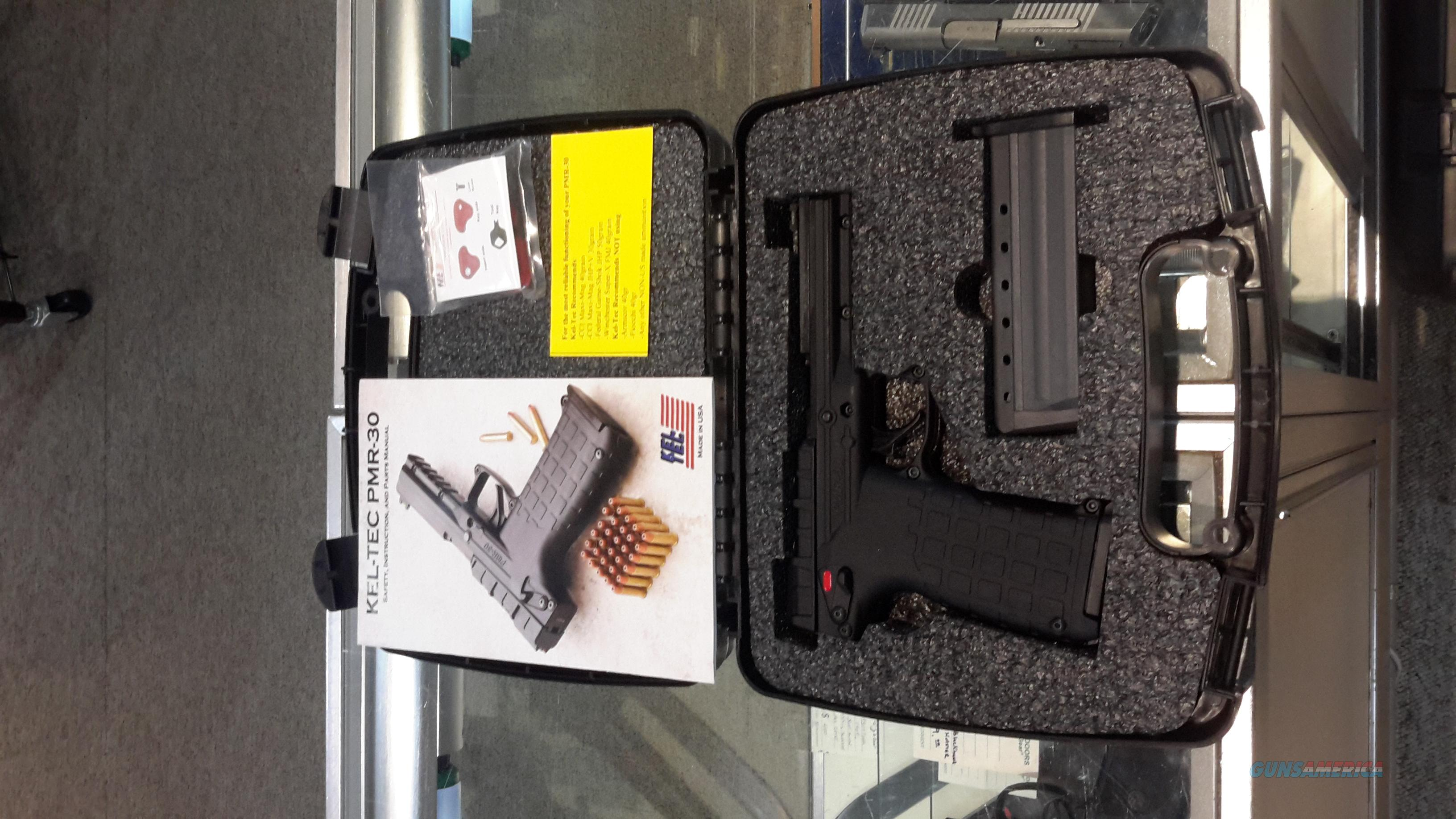 KEL-TEC PMR 30 REDUCED!  Guns > Pistols > Kel-Tec Pistols > .223 Type